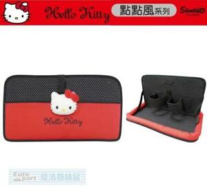 New Hello Kitty Seat Back Food Meal Drink Tray Table Holder Car Accessories