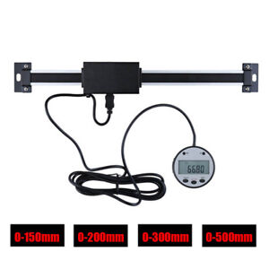 Readout Digital Linear Scale Remote Display Positioning Ruler Measuring Machine