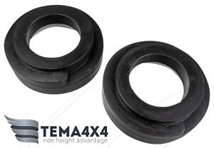 Rear Coil Spacers 20mm For Ssangyong Actyon Istana Korando Kyron Musso Rexton