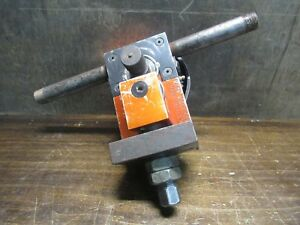 Pace Machinery Model 1039 Roll Groover 1 1 4 6 Pre owned