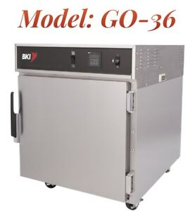 Bki Commercial Cook And Hold Oven For Restaurants Retail Pizza Shop New