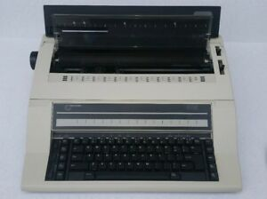 Nakajima Ae 710 Business Electric Electronic Typewriter Clean Tested Excellent