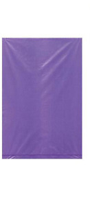 2 000 Wholesale 11 High Density Purple Plastic Merchandise Shopping Bags