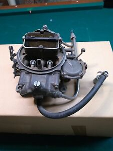 Holly Chev 350 750 Cfm Sq Bore Carburetor