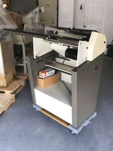 Rosback Model 220a Score And Perforing Machine