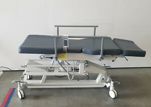 Biodex 056 672 Ultra Pro Ultrasound Imaging Table With Hand Control 6460