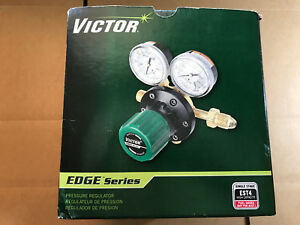 Victor Est4 125 025r High Capacity Single Stage Line station Regulator 0781 5213