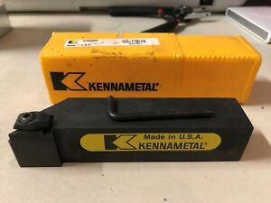 Kennametal Nrr203d Grooving And Cut off Top Notch Integral Tool Holders