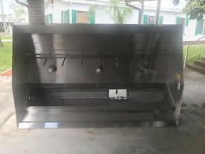 Used Commercial Kitchen Hood