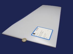 Tivar Uhmw Pe White Sheet 188 3 16 Thick X 12 X 36