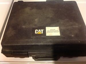 Caterpillar 8t 5230 Air Regulated Wrench Group