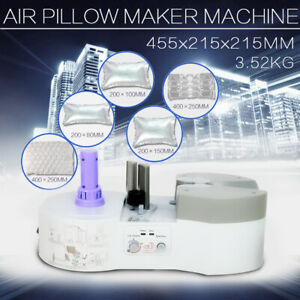 110v Air Pillow Cushion Bubble Wrap Maker Wiair 1000 Machine free Air Pillow