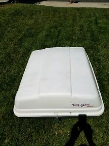 Voyager Roof Top Cargo Carrier Box By Kar Rite