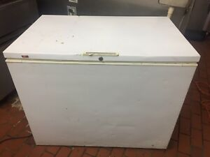 Frigidaire Commercial Freezer