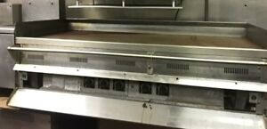 Wolf Irg60 c 60 Griddle Natural Gas Flat Top Grill Commercial