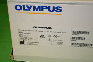 Olympus Wa22655c Hf Electrode With Cable Box Of 5
