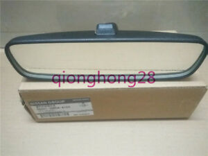 Oem New Interior Rear View Mirror Fit Nissan Altima Nv1500 Frontier 96321 2dr0a