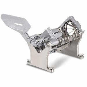 Costway Potato French Fry Fruit Vegetable Cutter Slicer Commercial Quality W 4 B