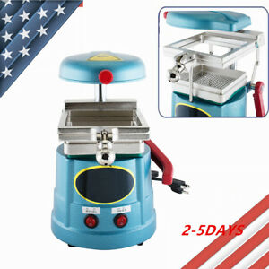 New Sale Dental Lab Vacuum Forming Molding Machine Former Heat Thermoforming Us