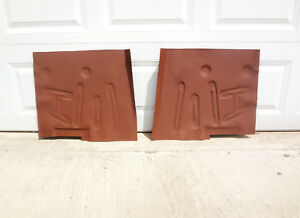 Usa 1957 1958 Ford Mercury Edsel Front Floor Pans Section Floorboards Lh Rh