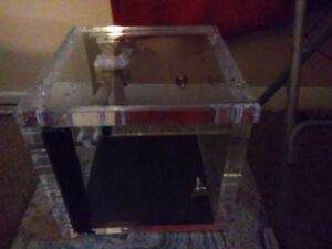 Bullet Resistant Glass Package Exchange pass Through Cash Box Bullet Proof Great
