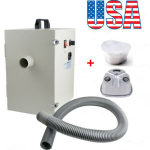 us Dental Dentist Digital Dust Collector Vacuum Cleaner Lab Equipment Gift