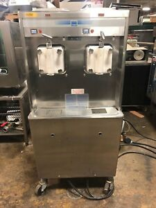 Taylor 772 27 Dual Soft Serve Frozen Yogurt High Volume Ice Cream Machine