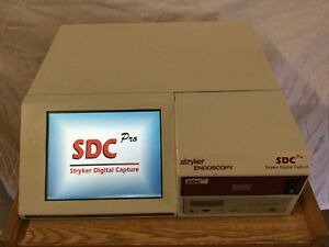 Stryker Endoscopy Sdc Pro Digital Capture System