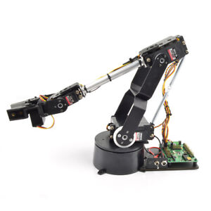 Lynxmotion Al5d 4dof Robotic Arm Ssc 32u Combo Kit no Software