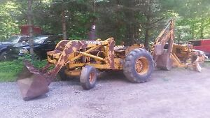 70 s John Deere 400 Backhoe Loader Tractor Jd 2020 Parting Rebuild Repair Parts