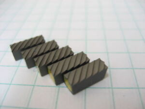 Valve Seat Cutting 3 8 Serrated Blades For New3acut And Neway Cutter Heads5 Pack