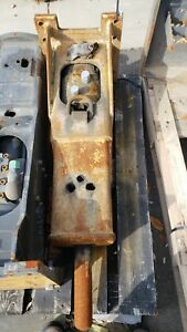 Indeco Hp 750 Hydraulic Hammer Breaker