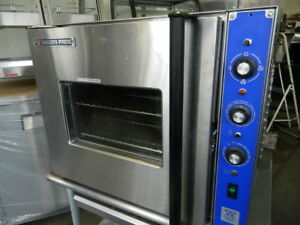Bakers Pride Coc e1 Half sized Convection Oven Countertop Electric Oven