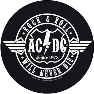 Ac Dc Vinyl Sticker For Skateboard Luggage Laptop Tumblers Car