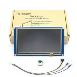 5 Nextion Hmi Lcd Touch Display