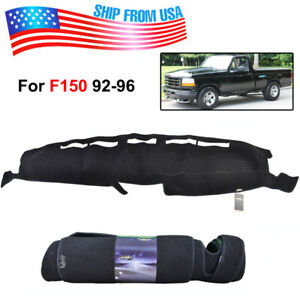 Xukey Dashboard Cover Dash Mat Dashmat For Ford F150 F250 F350 Dash Board Cover