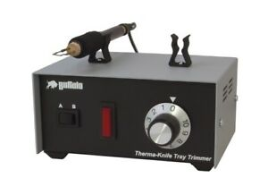 Buffalo Therma Knife Thermaknife Tray Trimmer Dental Lab