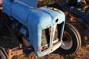 Antique Tractor Ford Fordson Diesel Grill Farmerjohnsparts