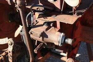 Farmall Super C Tractor Parting Out Rear Pulley Farmerjohnsparts