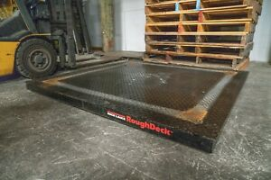 Rice Lake Pallet Scale 5 X 5 Floor Scale 10 000lbs