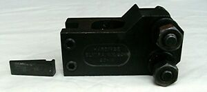 Hardinge Wedge Type Offset C C 14 Tool Holder