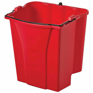 Rubbermaid Dirty Water Bucket For Wavebrake Combos Lot Of 1
