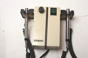 Welch Allyn 74710 Wall Transformer W No Heads Otoscope Ophthalmoscope