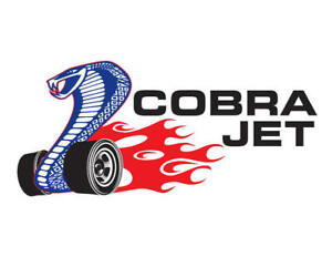 Cobra Jet Sticker For Skateboard Luggage Laptop Tumblers Car D