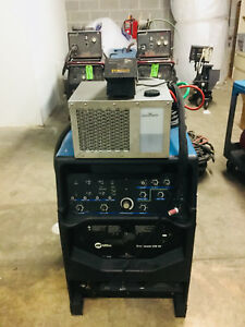 Miller Syncrowave 250dx Tig Welder Water Cooled