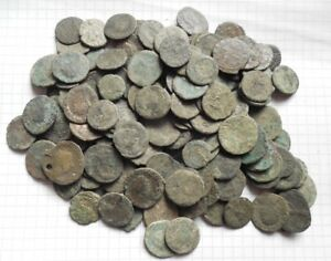 Ancient Roman 160 Bronze Coins