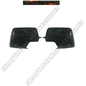 For Ford Ranger 2006 2007 2008 2009 2010 2011 Black Gloss Full Mirror Covers