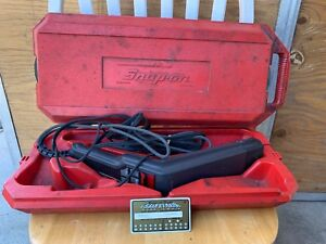 Snap On Mt2261a Computerized Tach Advance Timing Light Works Fully Tested
