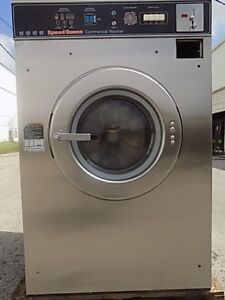 Speed Queen 35lb Washers certified Used With A Warranty
