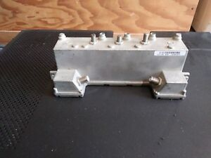 Preselector Motorola Cle1170a 435 470mhz removed From Mtr2000